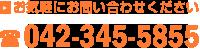 TEL:042-345-5855